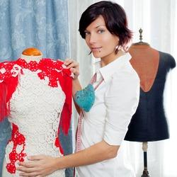 Dress Making and Fashion Design Diploma artwork