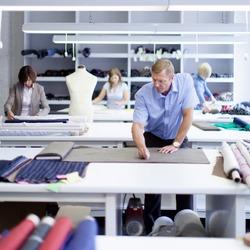 Clothing Production Diploma artwork